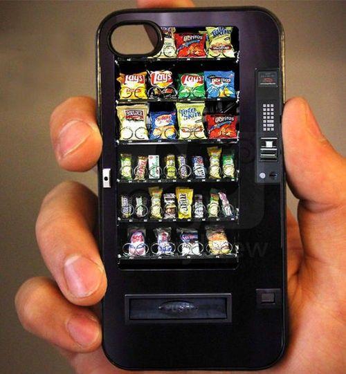 iPhone Mini Vending Machine Case | Iphone phone cases ...