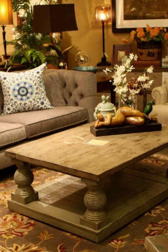 $995 - Reclaimed wood coffee table