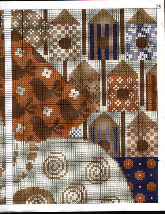 вышивка крестом - Самое интересное в блогах