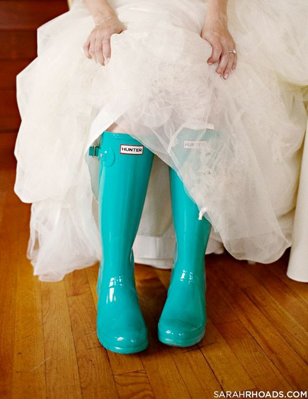 Rain On Your Wedding Day No Problem Boots Actually Look Awesome In