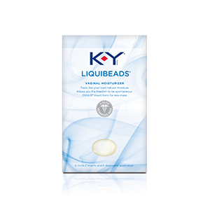 Allow yourself the freedom to be spontaneous with K-Y® LIQUIBEADS®. would love to be in this mission also would love to see if it works!!