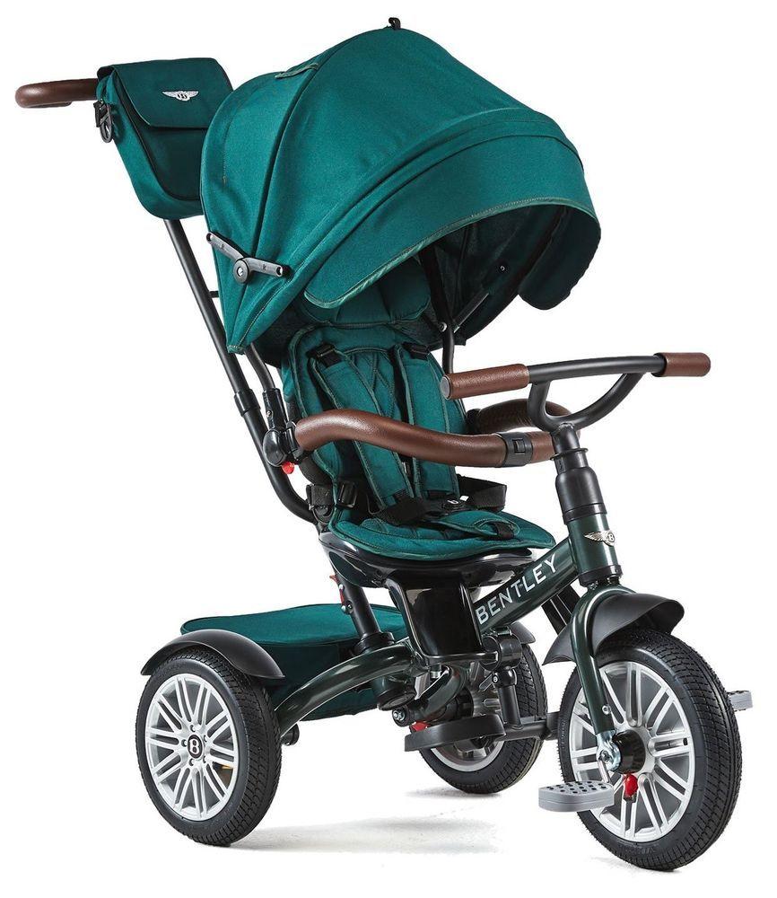 Bentley Trike 6in1 Reversible Seat Convertible Tricycle