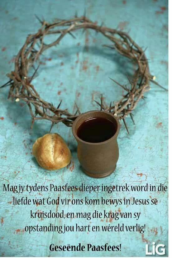 Gese 235 Nde Paasfees My Afrikaans Easter Quotes