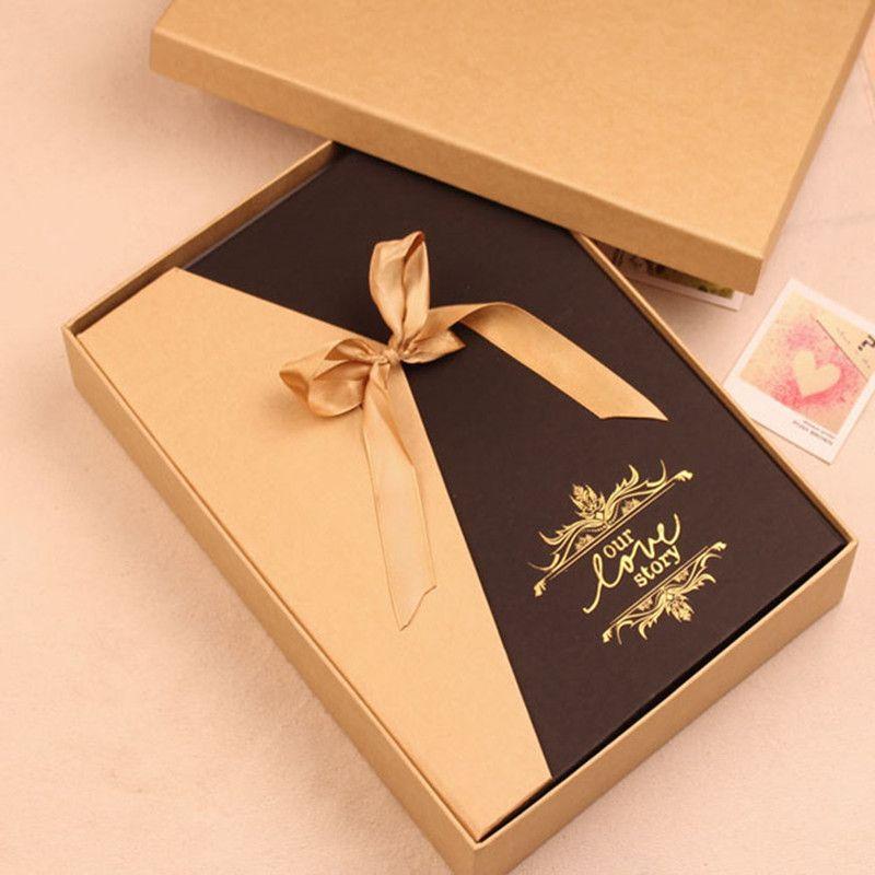 Diy Photo Al Wedding Book South Korea Original Manual Paste Baby