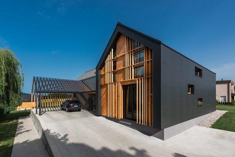 บ านหล งคาจ ว อบอ นแบบโรงนาในด ไซน โมเด ร น บ านไอเด ย เว บไซต เพ อบ านค ณ Architecture House Scandinavian Modern House