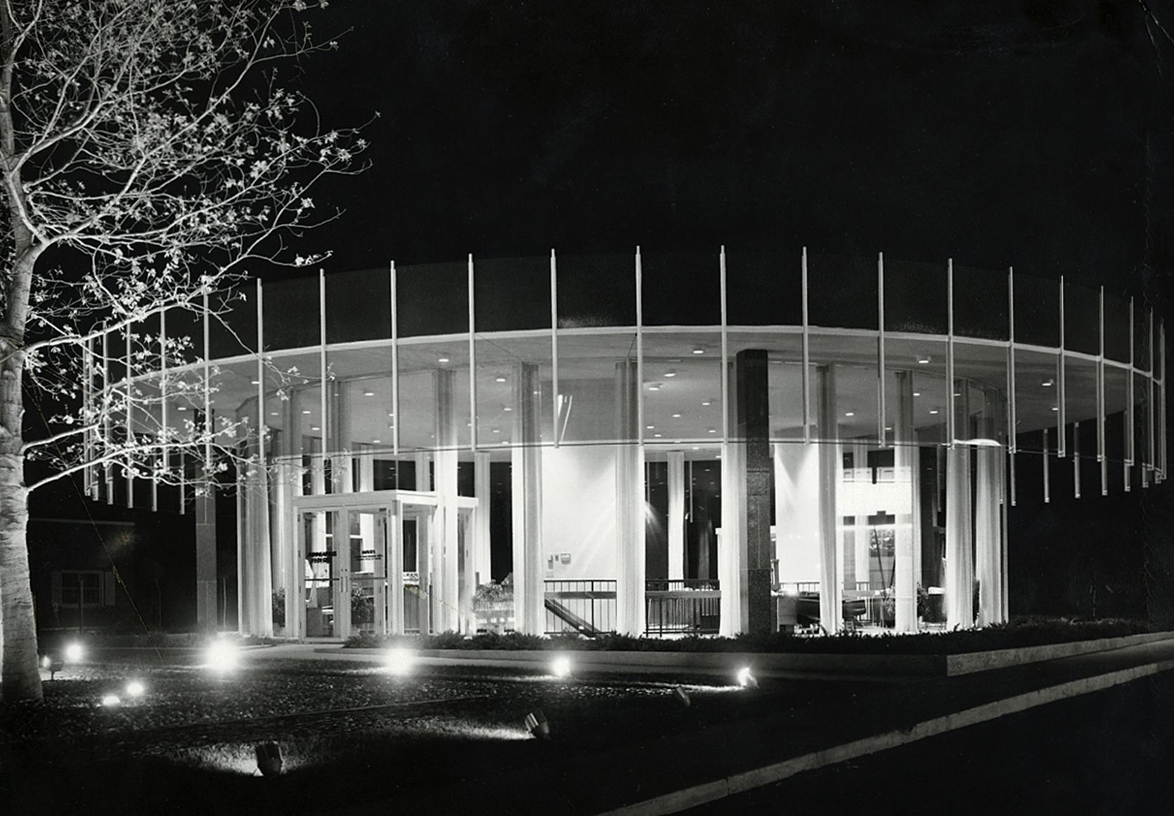 Modernist buildings survive in twin cities suburbs