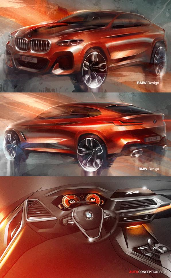 BMW BMW Concept X4
