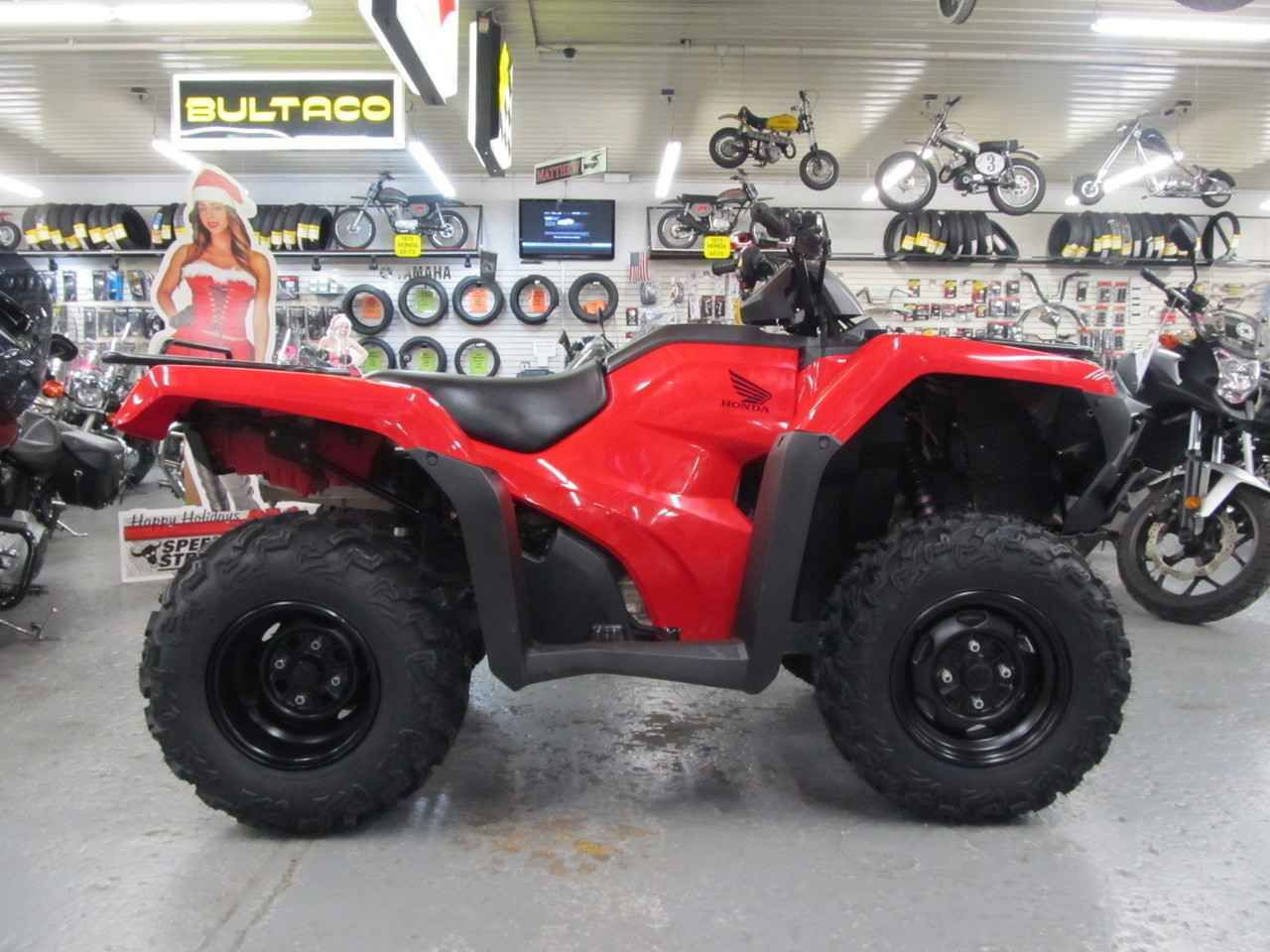 Used 2016 honda trx 420 fa atvs for sale in colorado stock 201629 motorcycle