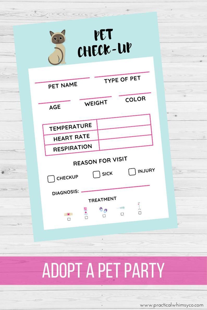 10++ Pet check animal clinic ideas