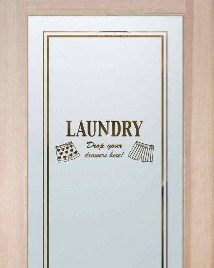 Customize Your Glass Laundry Room Door Door Glass Laundry Doors