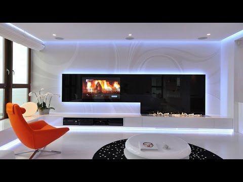 wandgestaltung wohnzimmer mit tapete Beispiele moderne - moderne tapeten für wohnzimmer