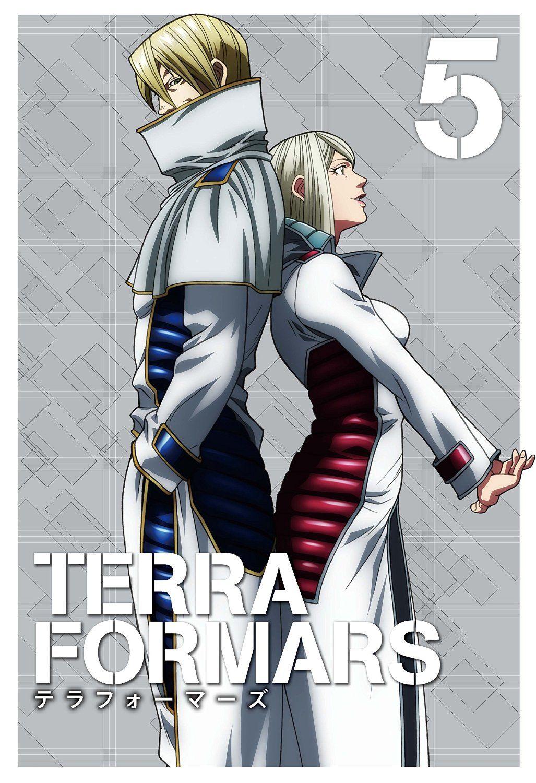 Terra Formars Terra Formars Terra Anime