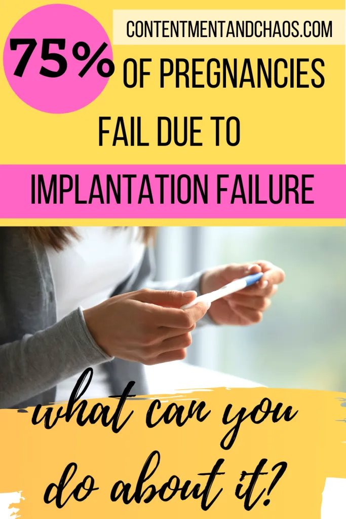 Two Things to Do to Increase Your Chances of Successful Implantation. Implantation tips to increase the odds when ttc. #ttc #iui #ivf #infertility #fertility #tryingtoconceive #ttctips #infertilitysucks #infertilitysupport #pcos #endometriosis #infertilityhope #infertilityinspiration #christianinfertilitysupport