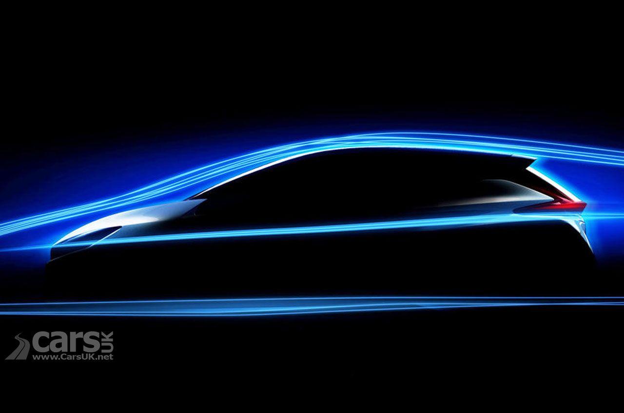 2018 Nissan Leaf Dynamic Design Teased With New Photo Of Nissan S New Electric Bedrock Cars Uk Nissan Leaf Nissan Cars Uk