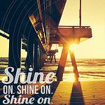 Shine on. Created with #rhonnadesigns app. by Sanctuary-Studio