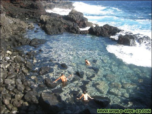 Hawaii lighthouse tide pools activities pinterest for Hawaii tides for fishing