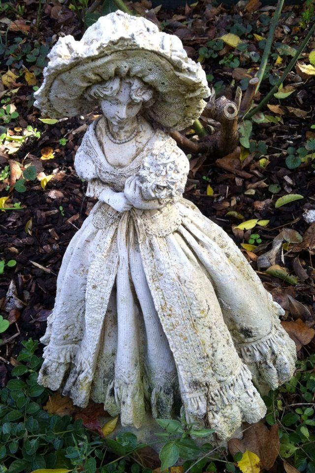 Garden Statue Zulily Not Expenive French Cottage