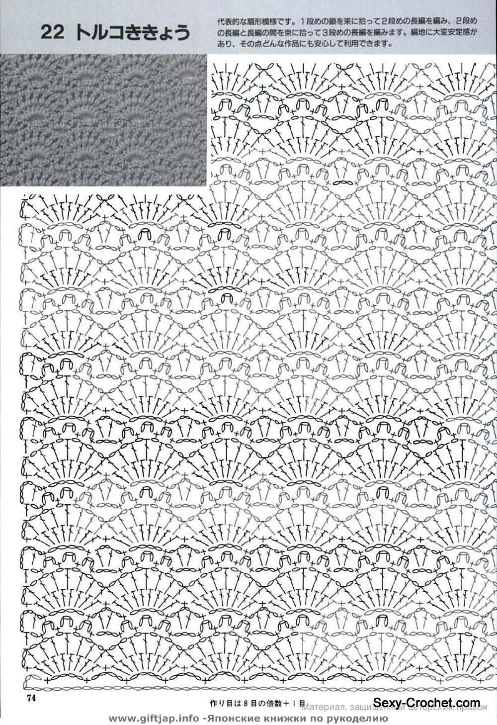 sexy-crochet.com_esquemas_vestidos_faldas_225 | tejidos | Pinterest ...
