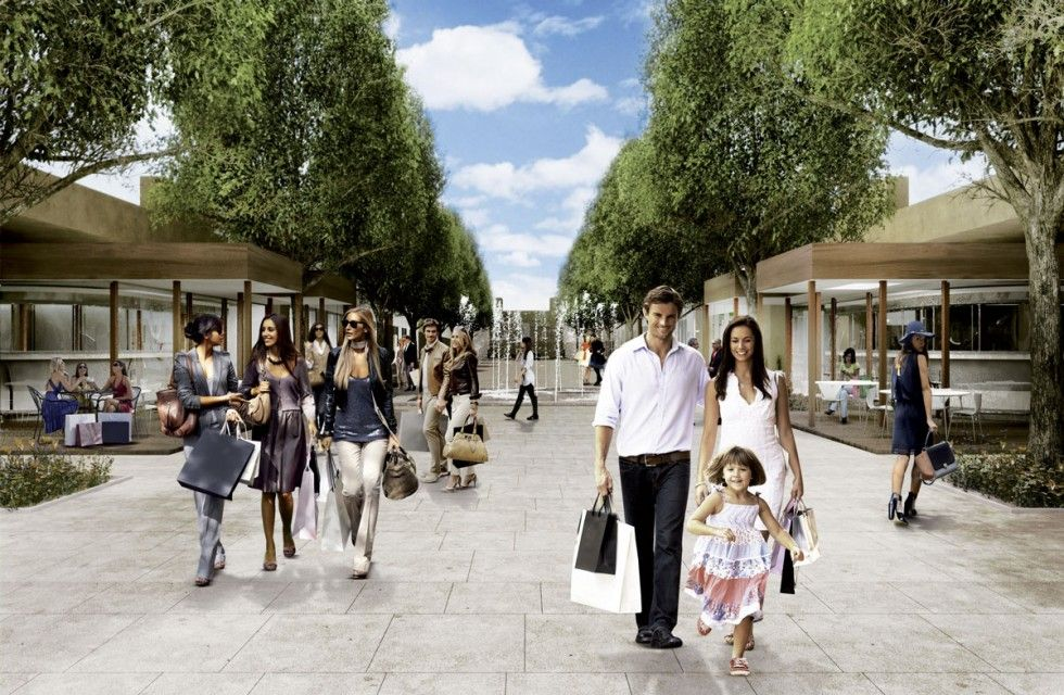 Torino Outlet Village - Arcus Real Estate | Shopping Centers ...