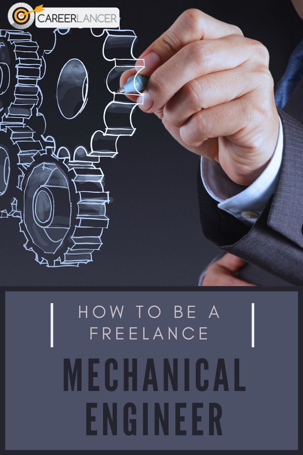 How To Be A Freelance Mechanical Engineer Careerlancer Mechanical Engineering Freelancing Jobs Freelance