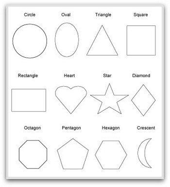 Pin on Geometric Shapes