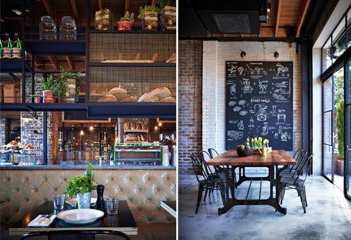 The Grounds Of Alexandria Cafe Caroline Choker Sydney