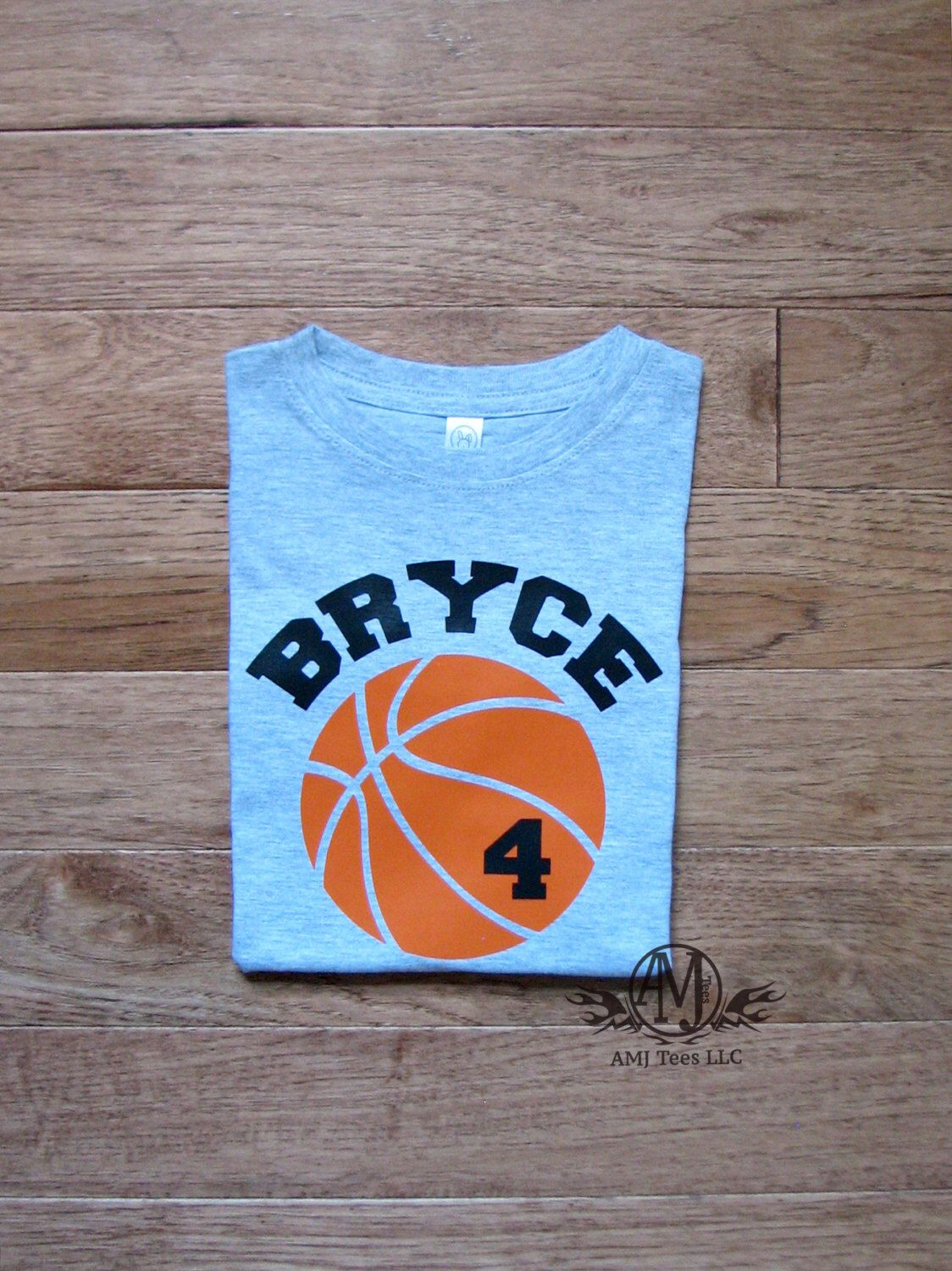 Basketball Shirt Basketball Birthday Shirt Boy Birthday Shirt 4