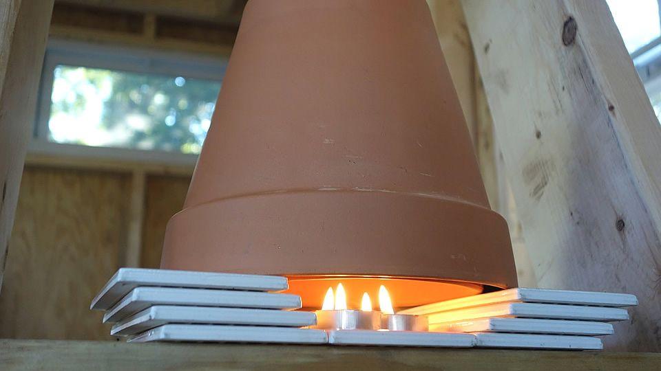 7 cheapest ways to heat a room diy heater diy tiny