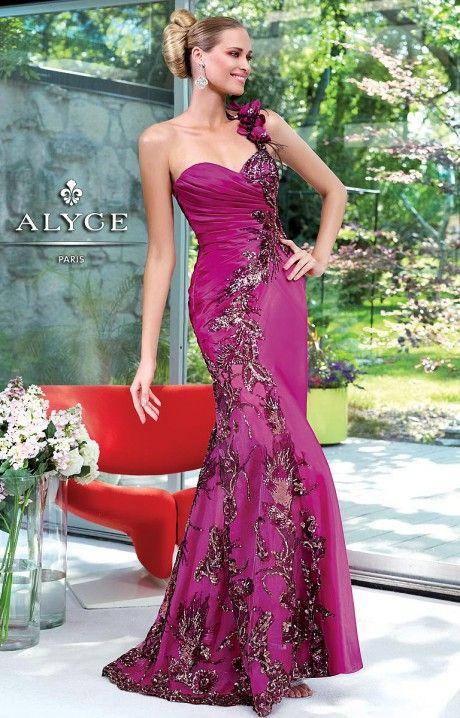 Alyce Paris 6049   Vestidos de fiesta, Vestiditos y Granate