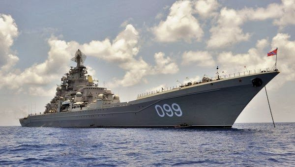 FIRST TIME IN HISTORY - Russian-Chinese Naval Exercises in Mediterranean ~ HellasFrappe
