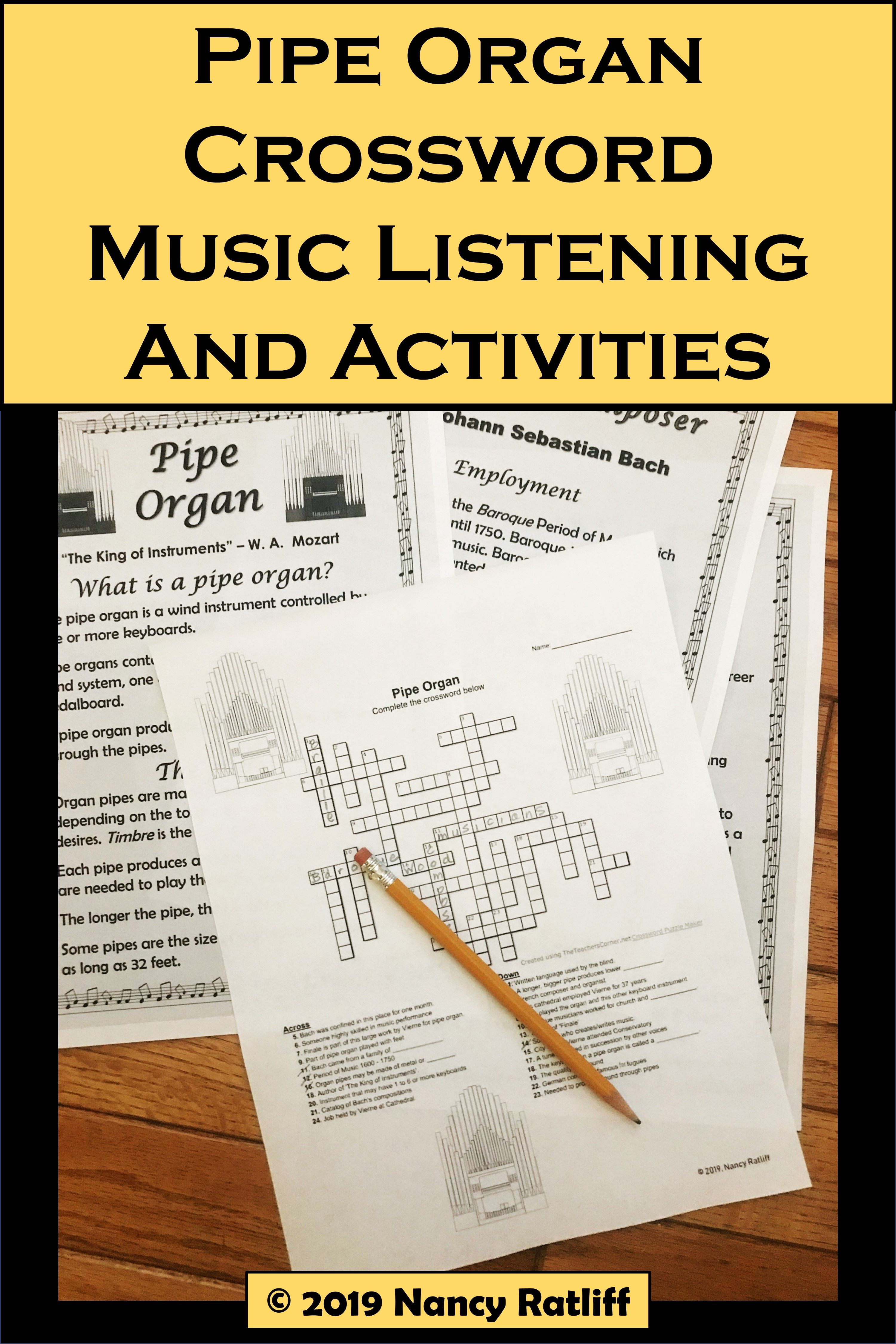 Pin On Music Worksheets Activity Sheets