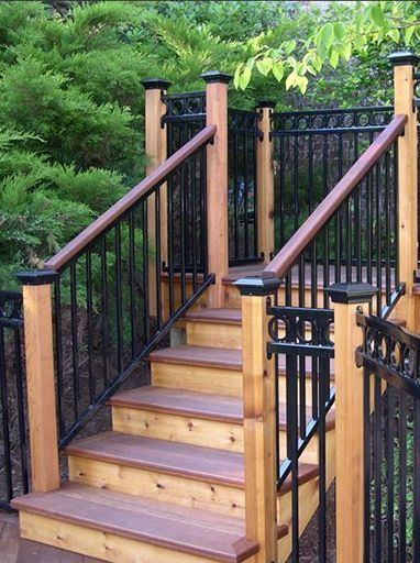Best Image Result For Wood And Metal Staircase For Sale 400 x 300