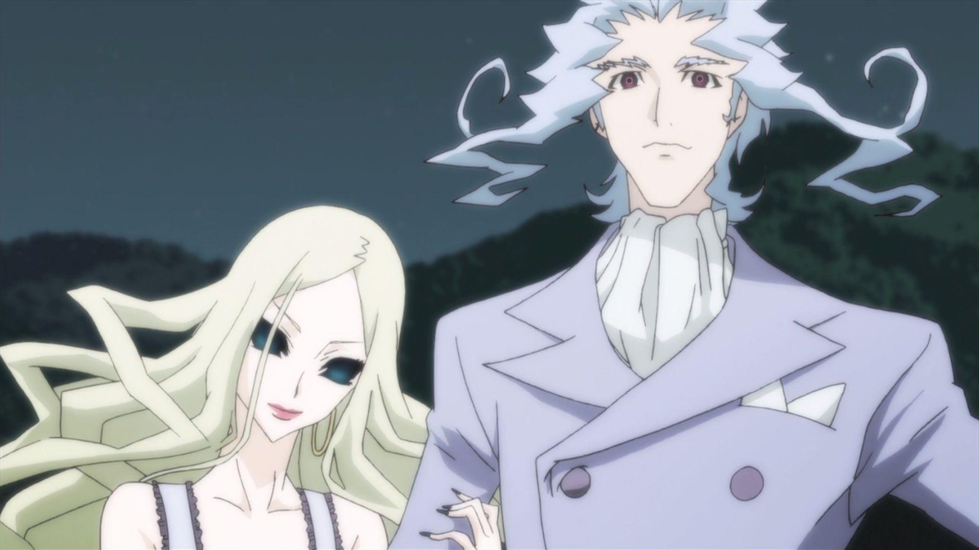 Chizuru & Seishirou anime shiki Anime love, Shiki
