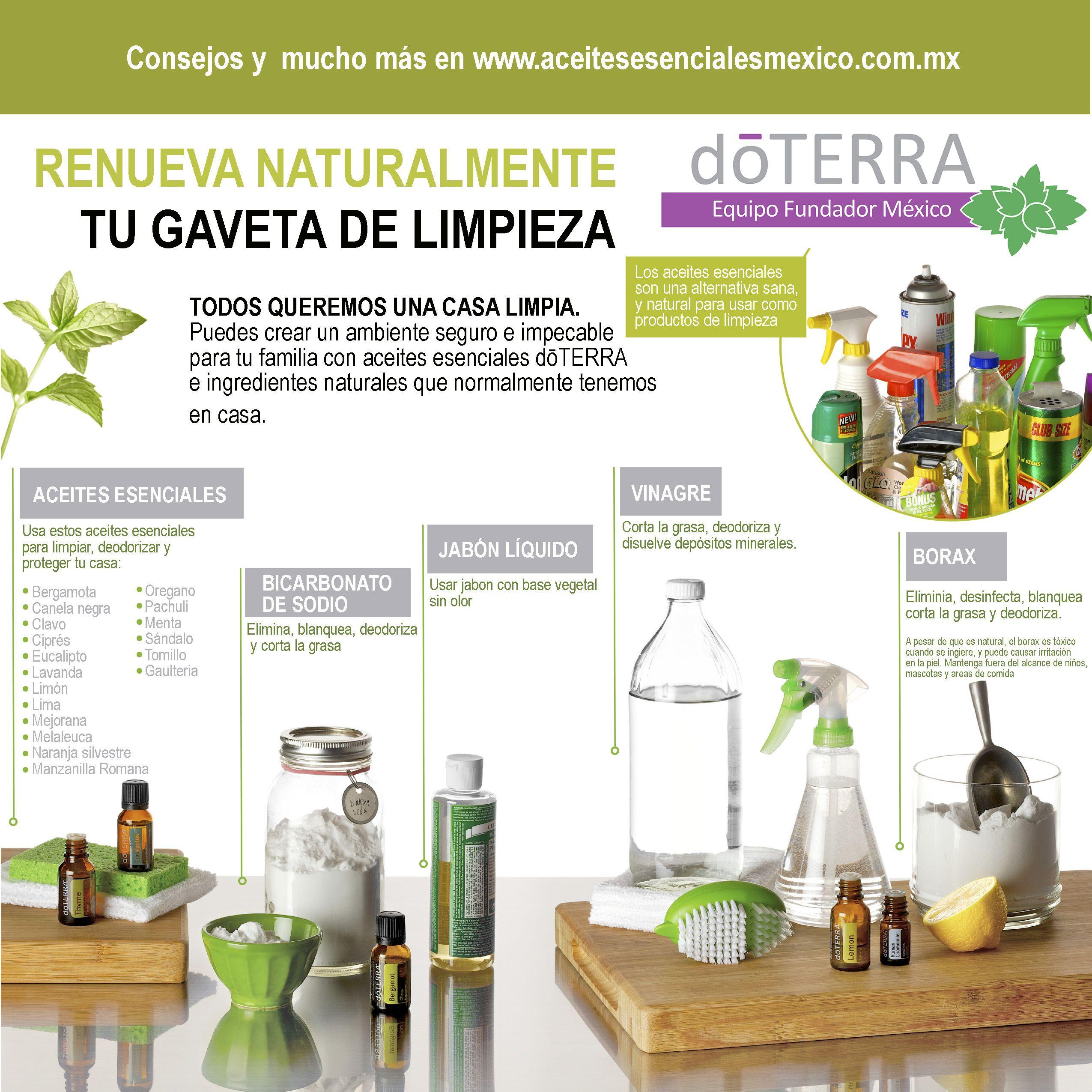 Limpia tu hogar de manera natural con aceites esenciales for Aceites esenciales usos