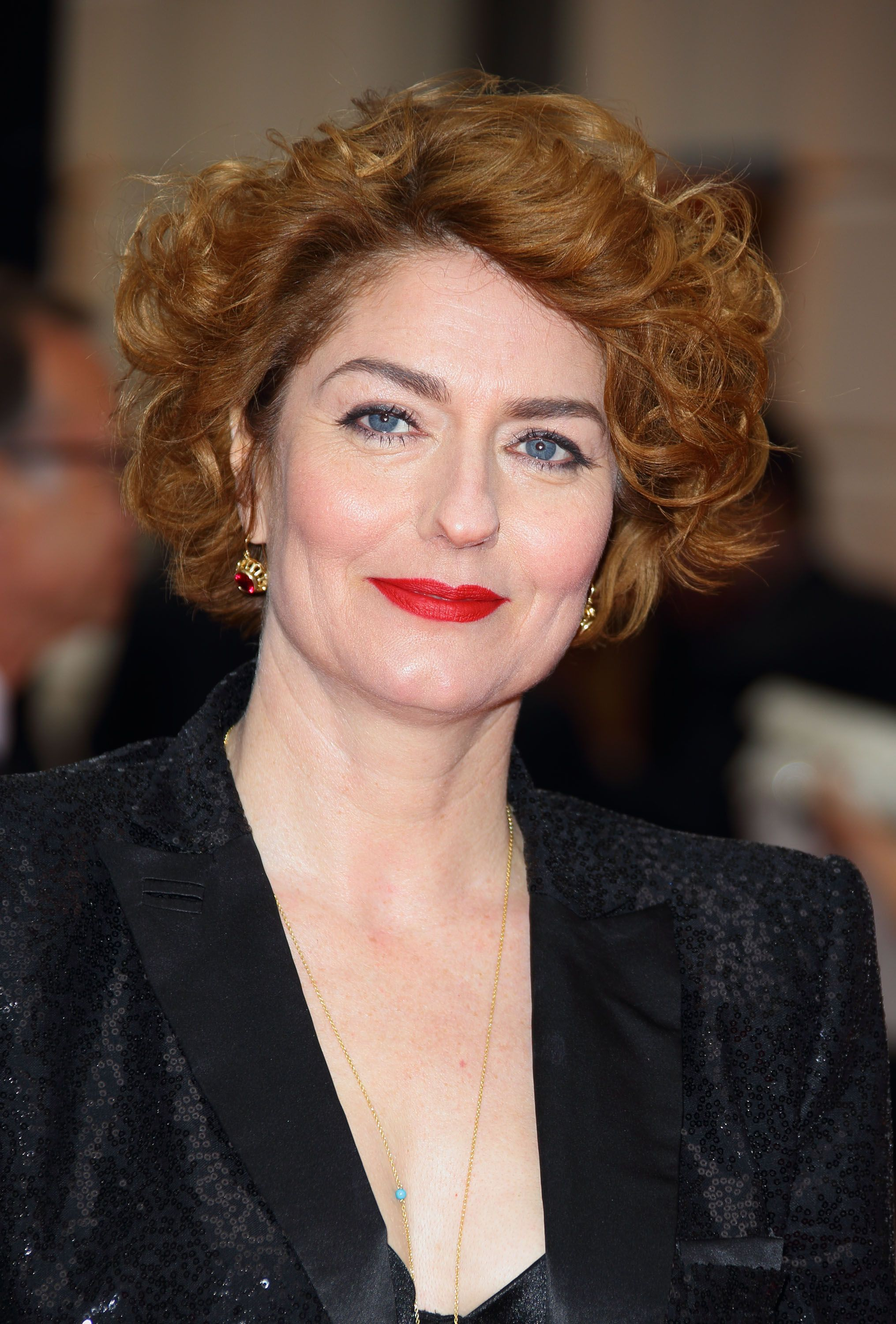 anna chancellor husband