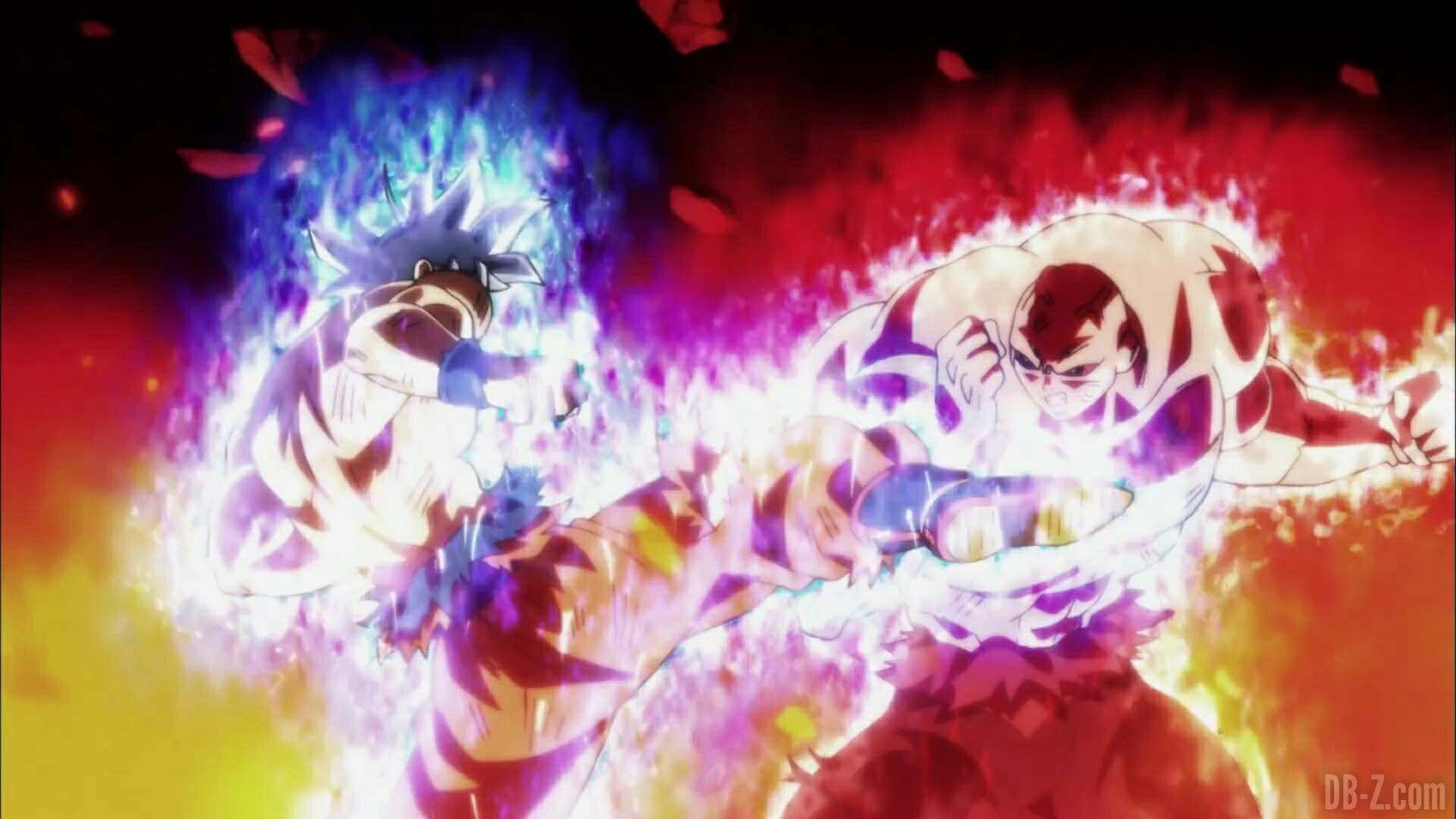 Goku Vs Jiren Dragon Ball Z Dragon Ball Super Dragon Ball