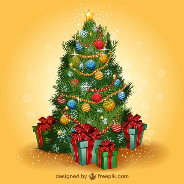 Download Realistic Christmas Tree Vector For Free Realistic Christmas Trees Christmas World Christmas Tree