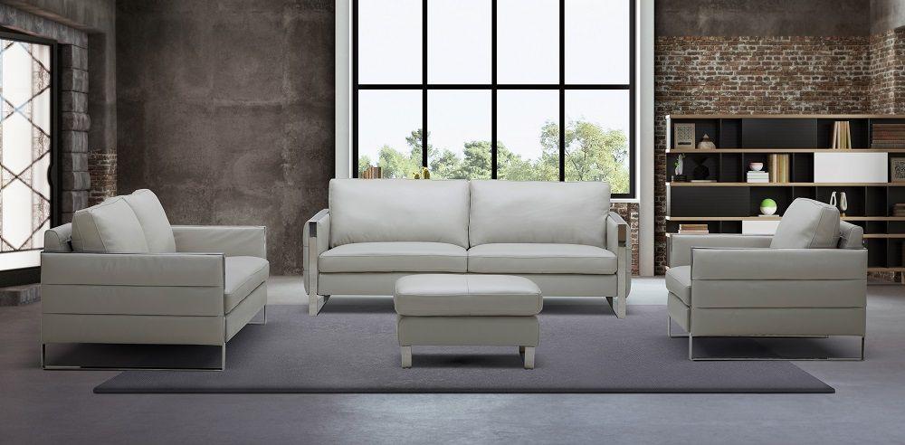 Constantin Sofa Collection Contemporary Leather Sofa Italian