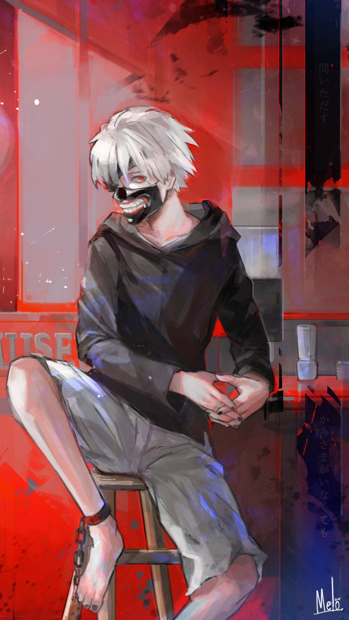 Pin by ANVG on Tokyo ghoul in 2020 Tokyo ghoul anime