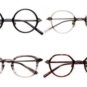 美術家と建築家の愛用メガネから着想梶原由景がプロデュースする恵那眼鏡 エナロイドから新作