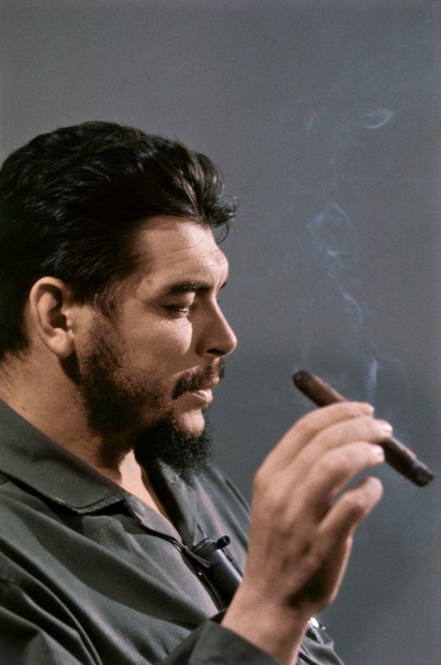 As fotos fascinantes de Che Guevara feitas por Elliott Erwitt em 1964   IdeaFixa