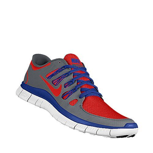 sports shoes 548c2 abd32 Nike Free 5.0 in Ole Miss Colors