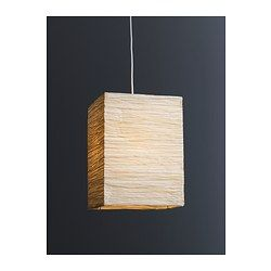 ORGEL Pendant lamp shade IKEA Because my new bedroom needs to