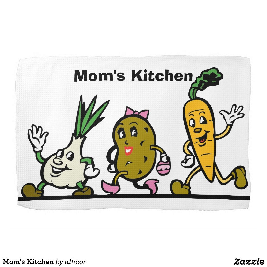 Mom\'s Kitchen Towel | Alicor\'s Boutique | Pinterest