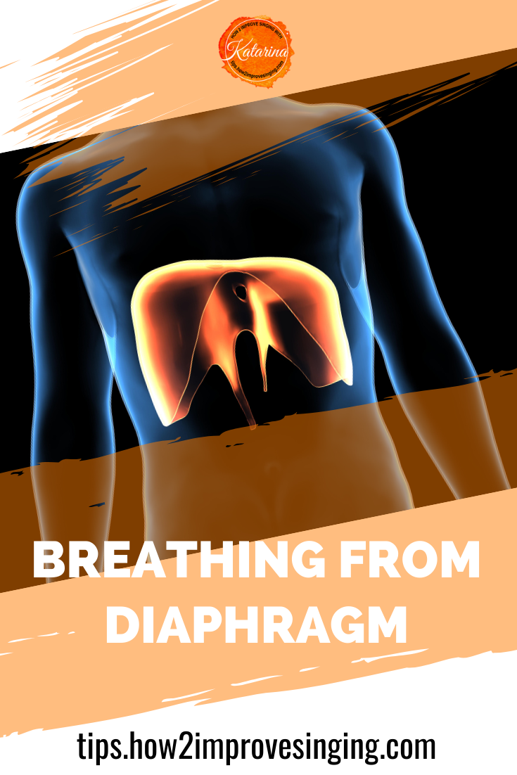 How to Sing From Your Diaphragm? How 2 Improve Singing