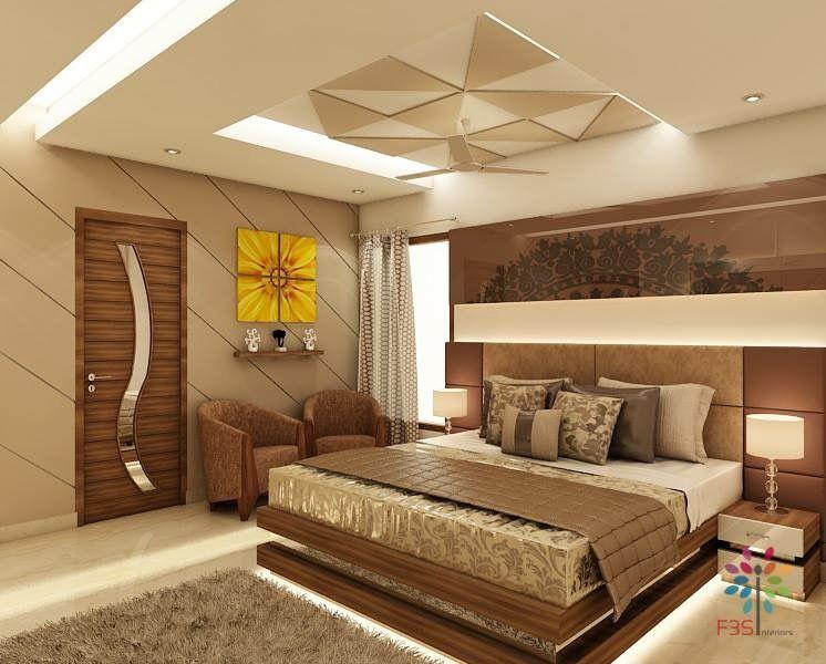 Junemwaura Modern Bedroom Interior Bedroom False Ceiling Design