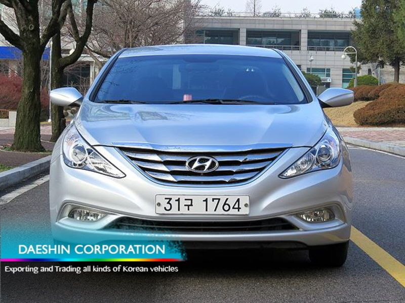 Find Quality Used 2011 Hyundai YF Sonata LPI DELUXE for sale from ...