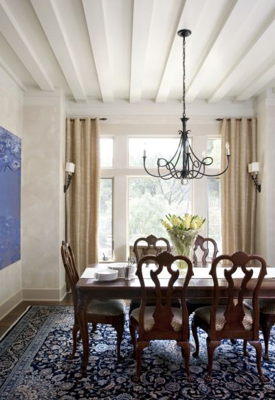 Visual Comfort Double Twist Chandelier And Catherine Wall