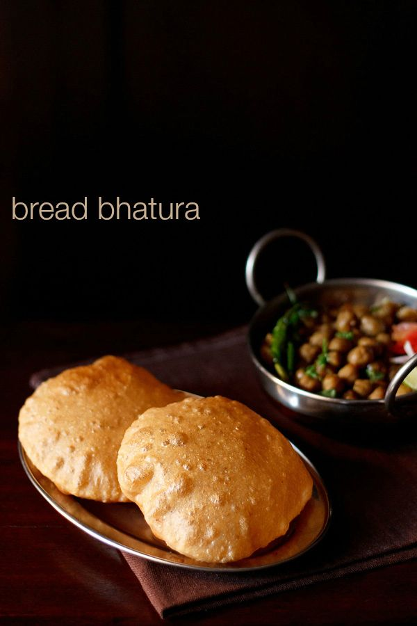 Bread Bhatura | Recipe | Bhatura recipe, Recipes, Paratha ...