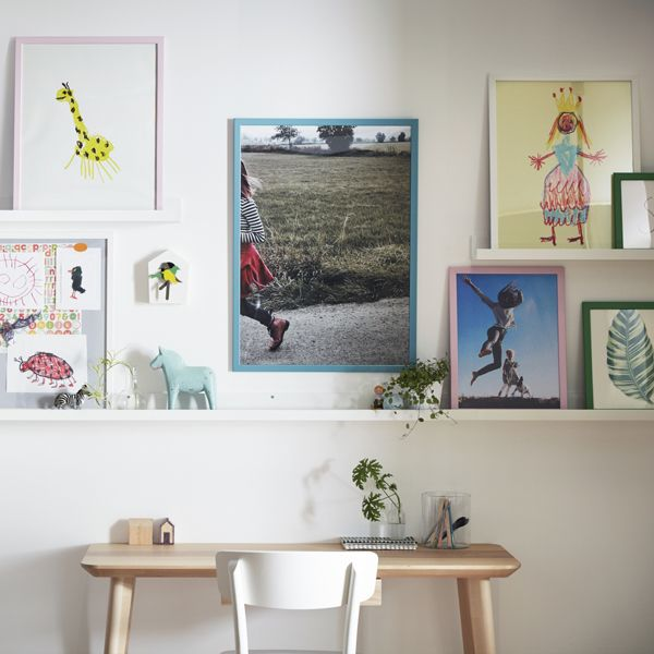 for a heartfelt gift this mother's day add an ikea frame